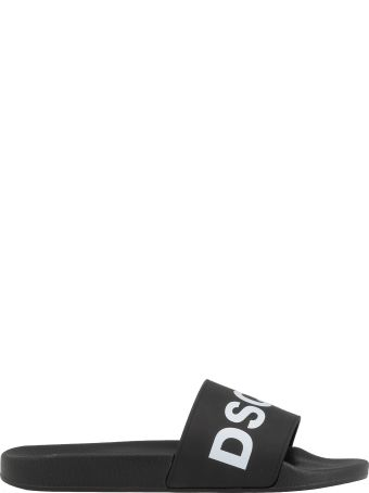 Dsquared2 Slides With Logo