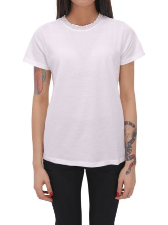 A.P.C. White Vicky Tee