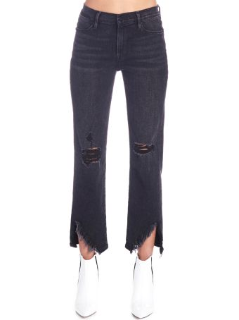 Frame 'high Straight' Jeans
