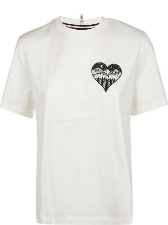 Moncler Grenoble Heart Mountain T-shirt