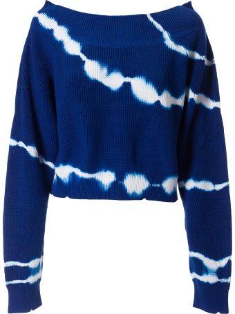 MSGM Tie-dye Sweater
