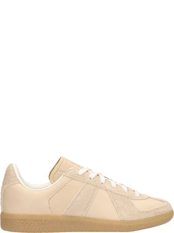 Adidas Beige Suede Bw Army Sneakers