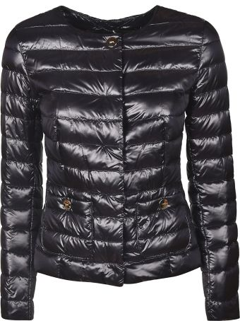 Herno Buttoned Padded Jacket