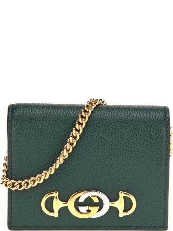 Gucci Mini Wallet Chain