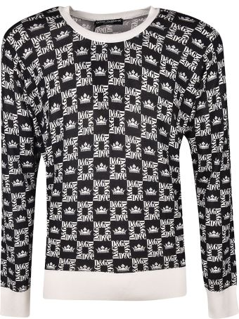 Dolce & Gabbana Slim Fit Sweatshirt