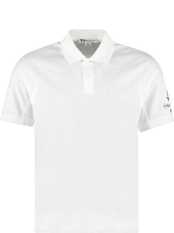 Y-3 Cotton Polo Shirt