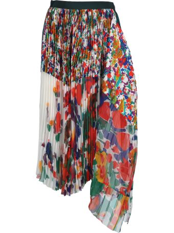 Sacai Skirt Pleated