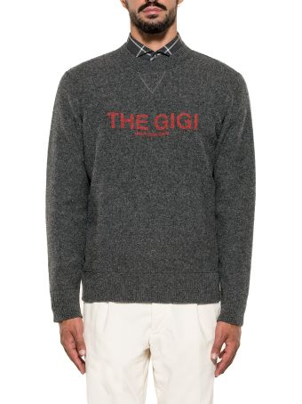The Gigi Gray Dexter Wool Pullover