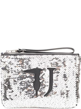 Trussardi Trussardi T-wow Sequined Pouch