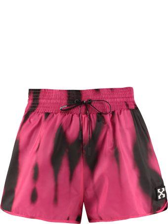 Off-White Nylon Shorts