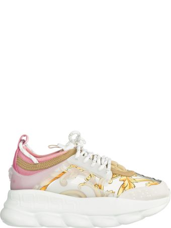 Versace  Shoes Trainers Sneakers Chain Reaction