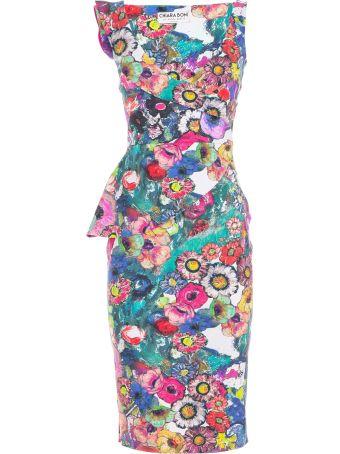 La Petit Robe Di Chiara Boni Chiara Boni La Petite Robe Floral Dress