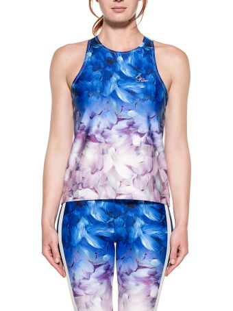 Puma Blue/lillac Sophie Webster Top