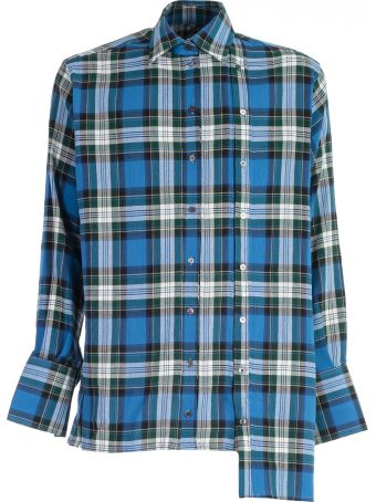 Rokh Checked Shirt