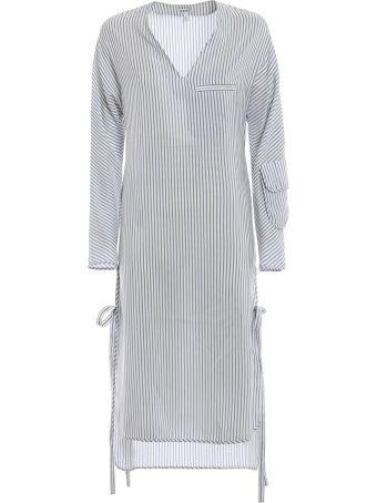 Loewe Striped Shift Dress