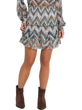 Isabel Marant Étoile Brinley Flounces Miniskirt