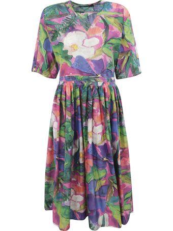 Sofie d'Hoore Floral Print Dress