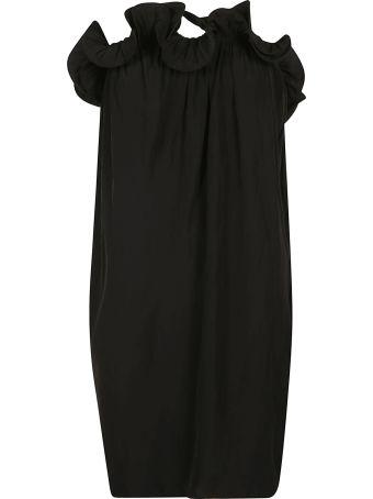 Lanvin Ruffled Classic Dress