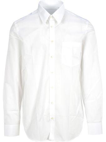 Helmut Lang Helmut Lang Rear Logo Patch Shirt