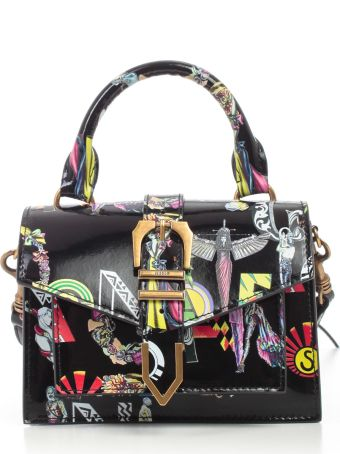Versus Versace Printed Small Shoulder Bag