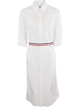 Thom Browne Poplin Shirt-blouse Dress