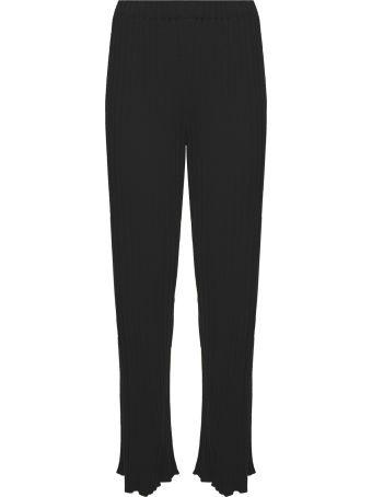 Simon Miller Cyrene Rib-knit Trousers