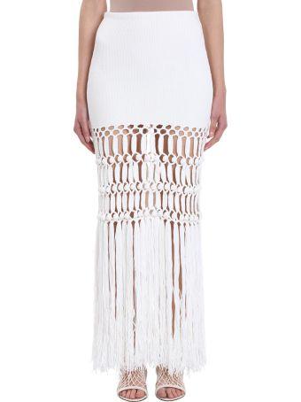 Sonia Rykiel Jupe Lounge Macram? Skirt