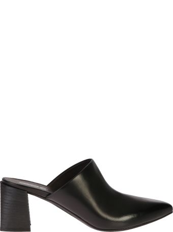 Marsell Leather Mules