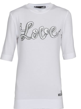 Love Moschino Loose Fit T-shirt