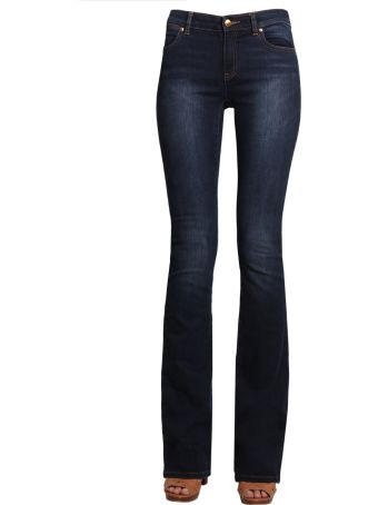 MICHAEL Michael Kors Izzy Bootcut Jeans