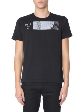 Stone Island Shadow Project Round Neck T-shirt