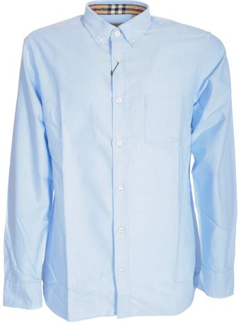 Burberry Chambray Shirt