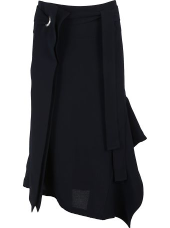 Eudon Choi Layered Skirt