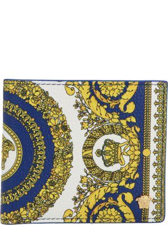 Versace 'barocco Heritage' Wallet