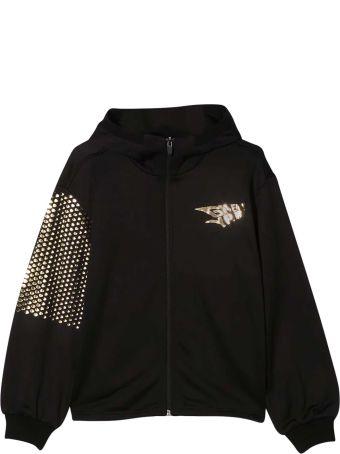 Givenchy Black Teen Sweatshirt