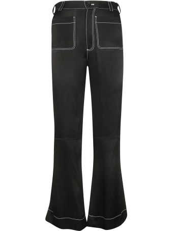 See by Chloé Flared Leg Trousers