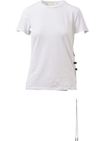 Alyx Cut-out T-shirt White