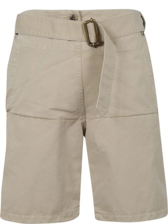 J.W. Anderson Jw Anderson Belted Shorts