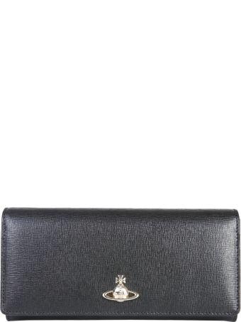 Vivienne Westwood Victoria Long Card Holder