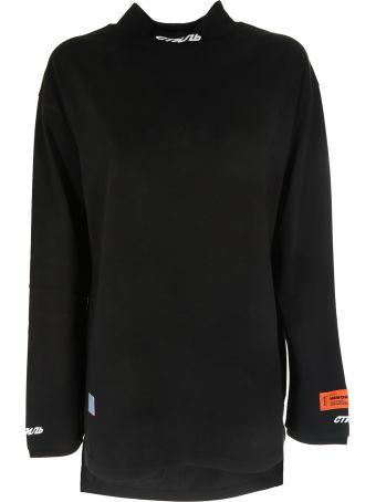 HERON PRESTON Turtleneck Sweatshirt