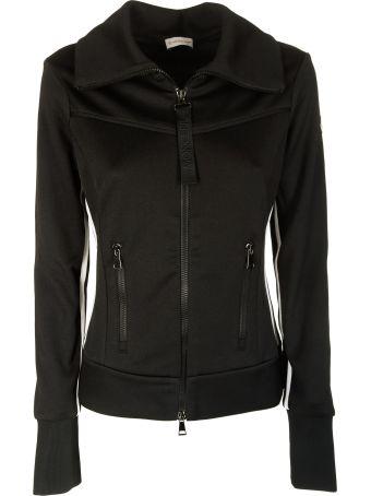 Moncler High Neck Zipped Jacket