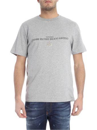 Golden Goose Reversed Logo T-shirt