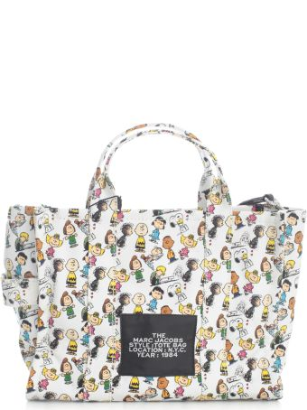 Marc Jacobs The Tote Bag Peanuts Small Traveler Tote