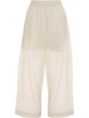 Daniela Gregis Pigiama 100% Wool Slim Pants