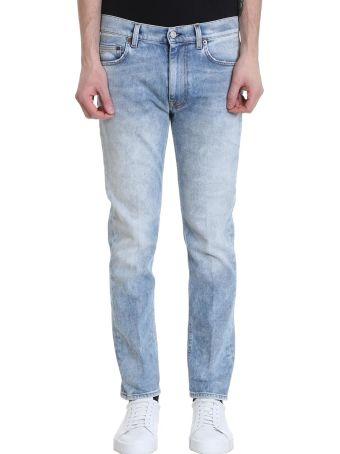 Mauro Grifoni Jude Blue Denim Jeans