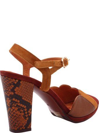 Chie Mihara Adita Leather Sandals