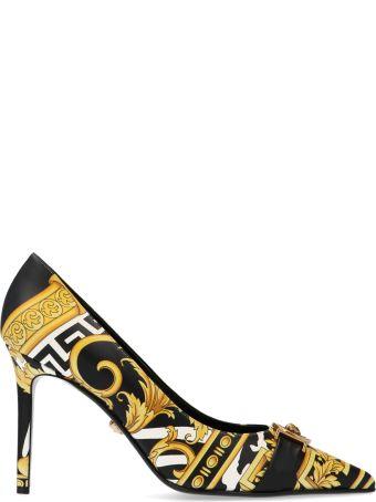 Versace 'wild Barocco' Shoes