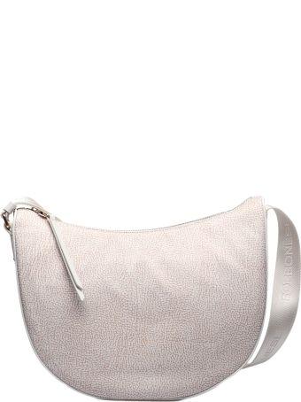 Borbonese Middle Luna Shoulder Bag