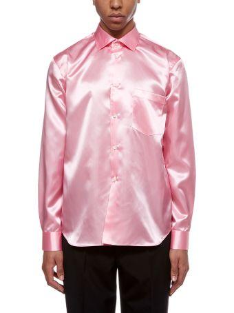 Comme Des Garçons Homme Plus Patched Shirt