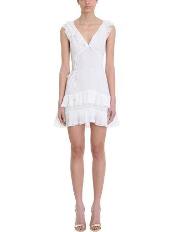 Zimmermann Flutter Lace Mini Dress